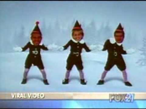 Officemax 39 s viral phenomenon elf yourself 2007 youtube - Office max elf yourself free download ...