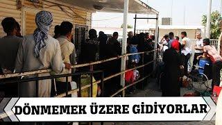 Suriyeliler Bir Daha Dönmemek Üzere Ülkelerine Gidiyor