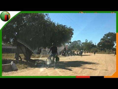 Kapiri Mposhi → Mukonchi Road - Zambia