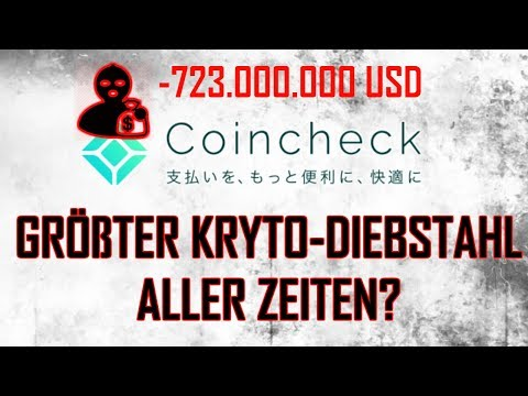 Größter Krypto-Diebstahl aller Zeiten bei Coincheck? | Bitcoin & Co. beim Weltwirtschaftsforum