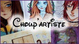 Choup'artiste - Je suis amoureuse ♥♥♥