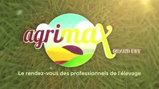 Agrimax 2018, le rendez-vous des professionnels de l'élevage.