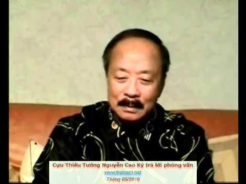 "Nguyen Cao Ky ""Ngay ay - Bay gio"" - 01"