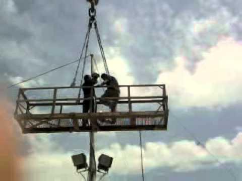 At SBM installing CCTV 2