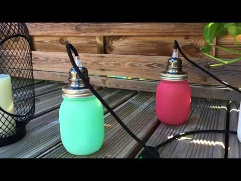 Lachanterille Handmade Vintage Lamps for home decoration