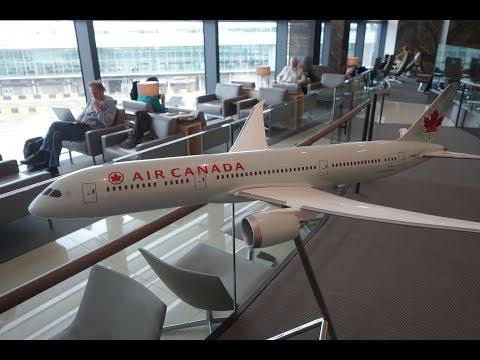Maple Leaf Lounge Air Canada London Heathrow Terminal 2B @AirCanada