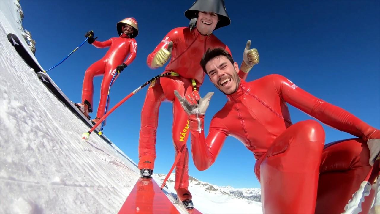 FIS Speed Ski World Cup '18 - Vars France