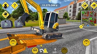 Construction Simulator #5 - Excavator Game Android gameplay