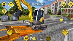 Construction Simulator #5 - Excavator Game Android gameplay
