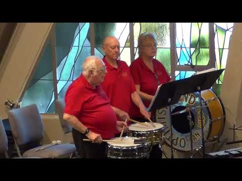 The San Diego City Guard Band GOD BLESS THE U.S.A. 10-15-17