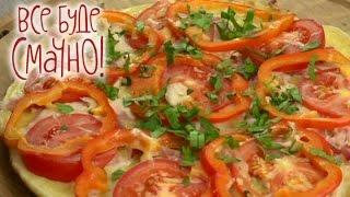 Пицца на сковороде. Сырные блюда от Сергея Калинина