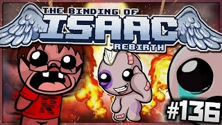 The Binding of Isaac: Rebirth - Happy Head Shroom! (Episode 136)