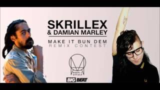 Skrillex & Damian Marley - Bun Dem (X Sentinel Remix)
