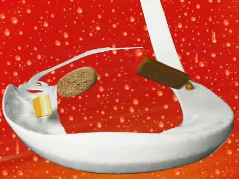 Autostereoscopy for Ferrero S.p.A - 3D animation
