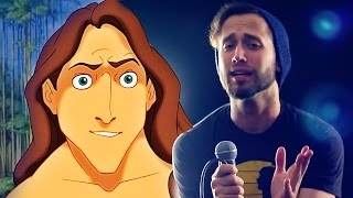 Son of Man (Disney's Tarzan) // Jonathan Young ROCK/METAL COVER