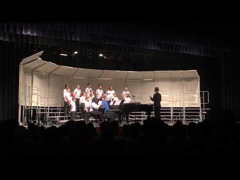 "Jardine Middle School 7th Grade Choir ""Tutakwenda"""