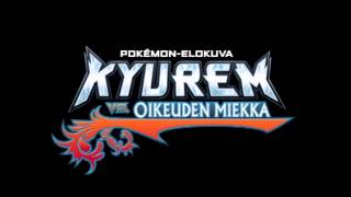 Pokémon Movie 15 Finnish Opening theme