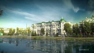 �������� ���� Моя Казань / My Kazan (motion timelapse) ������