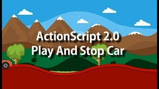 Flash Actionscript 2.0 Play Stop Tutorial By Sam