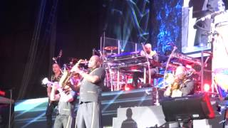 Earth Wind and Fire - Heart and Soul tour - 7.15.15