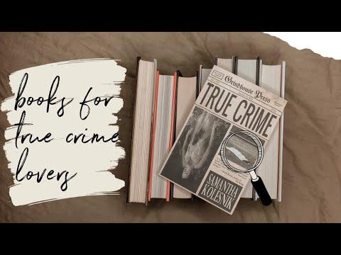 fiction books for true crime lovers