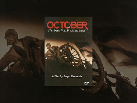 October (Ten Days that Shook the World) (1928) movie