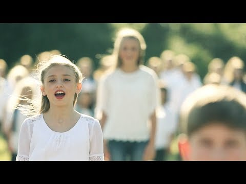 GOLD FOREVER - by the Wanted - cover by Young Singers of West Georgia