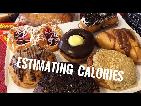 Estimating Calories and Macros Without Nutrition Labels || Eating Out