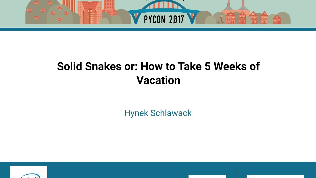 Videos from PyCon 2017 | TopTalks