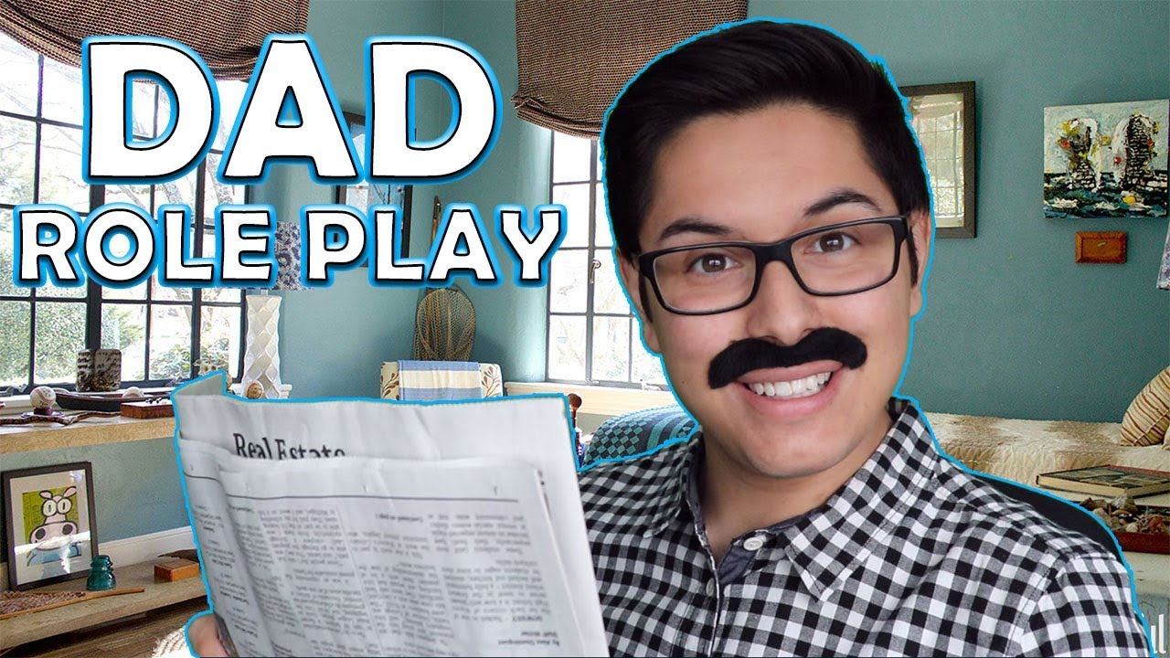 [ASMR] Dad Role Play! (Dad Joke Warning)
