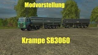 """[""""KrampeSB3060 mit Kupplung"""", """"ls15"""", """"modtest"""", """"modvorstellung"""", """"krampe"""", """"kipper""""]"""