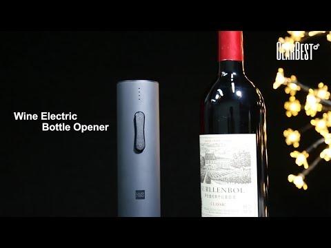 Wine Electric Bottle Opener From Xiaomi Mijia - GearBest.com