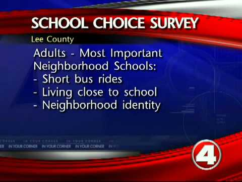 Lee County school choice survey yields mixed results