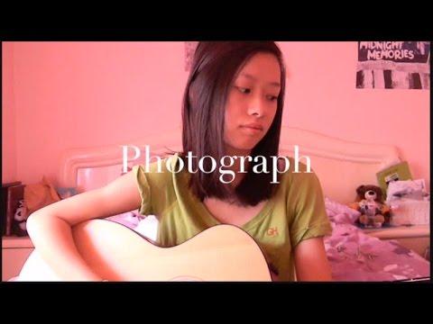 Photograph - Ed Sheeran Cover