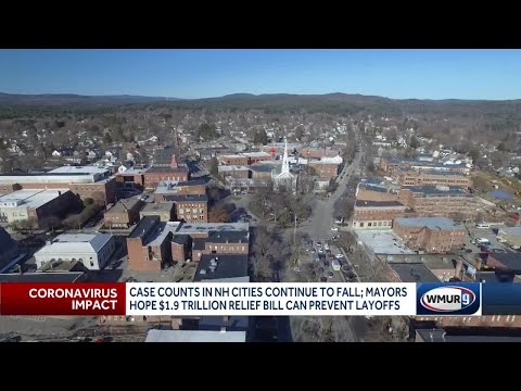NH mayors hope federal relief bill will prevent layoffs