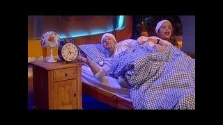 Anke Engelke und Stefan Raab im Bett - TV total classic