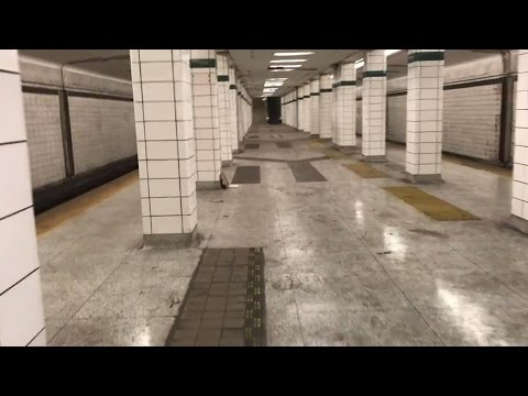 Video: An inside look at the 'secret' Bay Lower subway station
