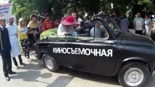 Sj4000 Казанская ярмарка 2016 г. Малмыж Карнавал ряженых