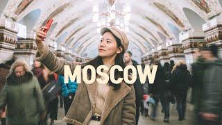 러시아 모스크바 감성 꽉 담은 Vlog + 초호화 먹방ㅋㅋㅋ[잇츠오케이 여행 브이로그]