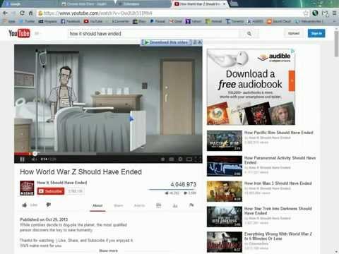 Видео disable youtube html5.
