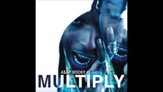 Asap Rocky ft. Juicy J - Multiply (Clean)