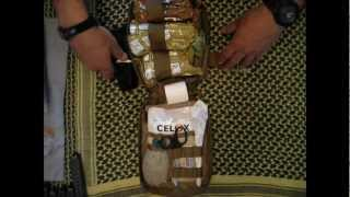drop leg ifak pouch by tactical medical solutions unboxing