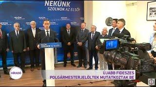Újabb fideszes polgármesterjelöltek mutatkoztak be