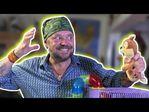 ESMAGANDO SEU HAMSTER! | RICHARD RASMUSSEN