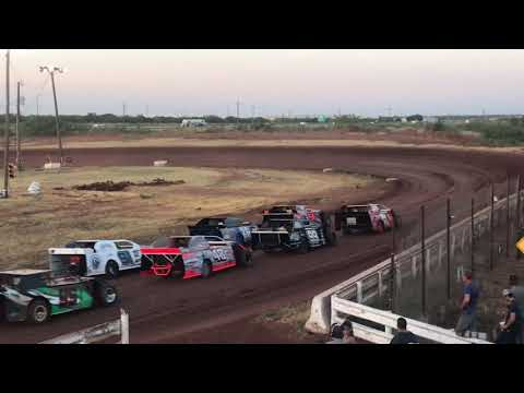 08/10/2019 Austin's Heat Race @ Abilene Speedway