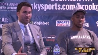 ANTHONY JOSHUA OFFERED FIGHT IN NIGERIA!!!