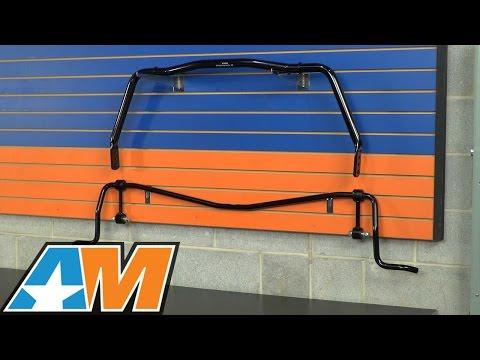 2005-2010 Mustang SR Performance Adjustable Sway Bar Kit (GT, V6) Review
