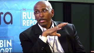 Michael Steele Talks Sam Harris, Ben Affleck on Real Time with Bill Maher