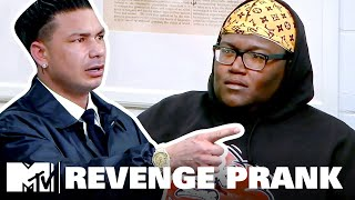 Pauly D Goes All Out On This Explosive Prank 💥 Revenge Prank