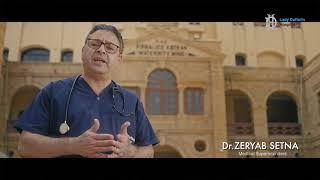 """Kyoonke har zindagi ehem hay"" - Lady Dufferin Hospital Ramadan video"